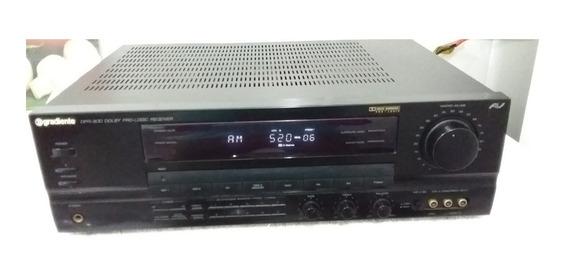Receiver Home Theater Gradiente Dpr-300 Dolby Bom Estado