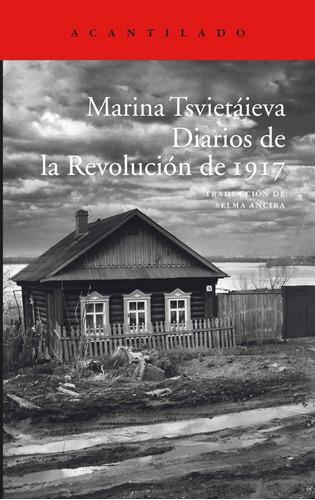 Imagen 1 de 3 de Diarios De La Revolución De 1917, Tsvietaieva, Acantilado