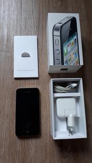 iPhone 4s - Na Caixa - *** Com Defeito, Não Funciona ***