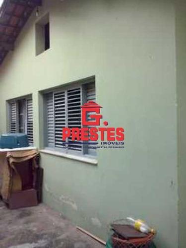 Casa De Rua-à Venda-jardim Prestes De Barros-sorocaba - Stca30161