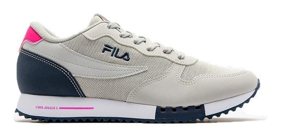 Tênis Feminino Euro Jogger Sport - Fila Original - Promoção