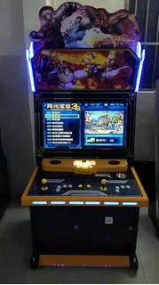 Arcade Luxury Light Metalico Pantalla 32 Pandora 6 Box