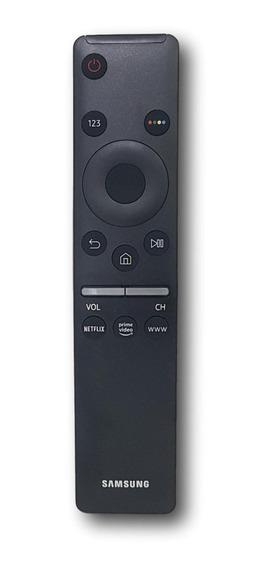 Controle Remoto Tv Samsung 2019 Un55ru7100 Ru7100 Original