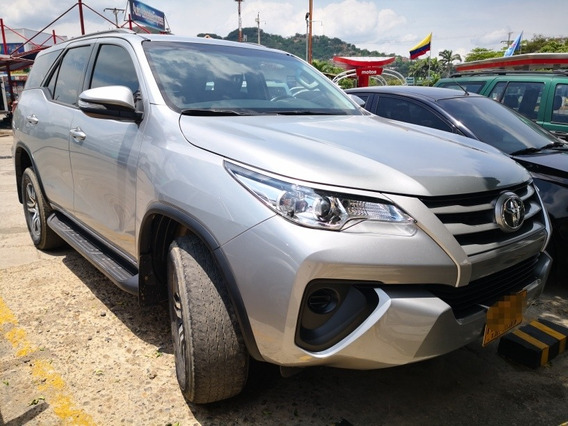 Toyota Fortuner Sw4 2.7 Gasolina 4x2
