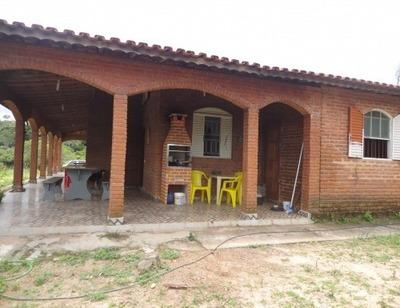 Venda Chácara 4 Dorm 2 Ban 4 Sui Saboó São Roque Sp - Cha002