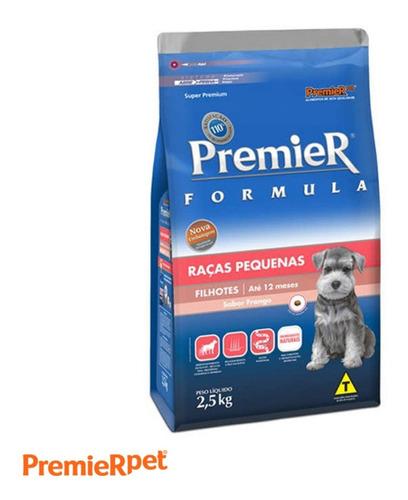 Ração Premier Para Cães De Raças Pequenas Filhotes - 2,5kg