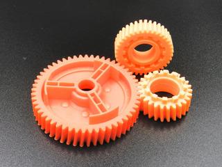 Kit Engranes Elevador Mazda 3, 5, 6, Cx-7, Cx-9 Originales
