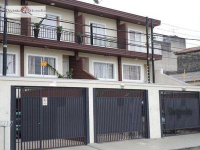 Sobrado Com 3 Dormitórios À Venda, 125 M² Por R$ 430.000 - Butantã - São Paulo/sp - So0138