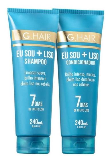 Kit G.hair Eu Sou + Liso Duo (2 Produtos)