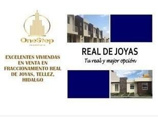 Hermosas Casas En Venta En Fraccionamiento Real De La Joya