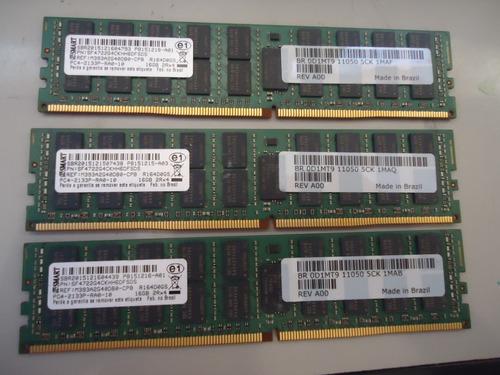 Memoria 16gb Servidor Smart Pc4 2133p- Ra0 - 10 R164d0gs G9