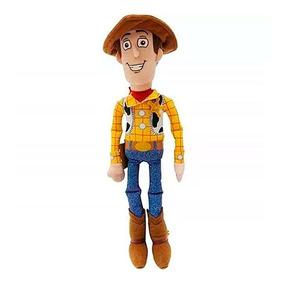 Pelúcia Toy Story Woody Com Som 30 Cm Br389 Multikids