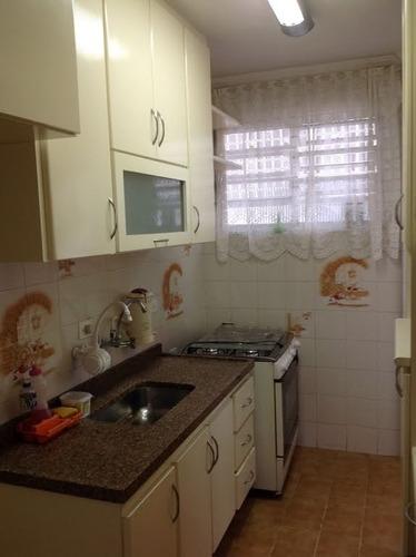 Imagem 1 de 15 de Apartamento Para Venda, 3 Dormitório(s), 66.0m² - 491