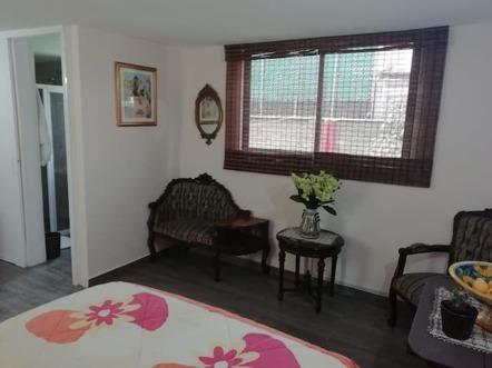Suite Independiente En Renta Muy Cerca Del Centro Coyoacán
