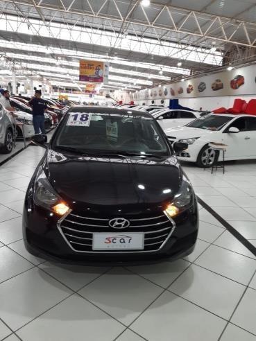 Hyundai Hb20s 1.6 Comfort Plus (aut) Flex Manual