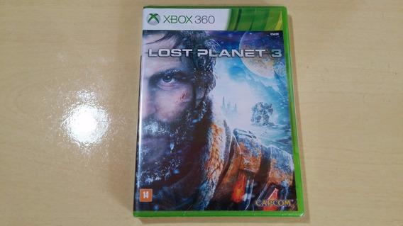 Game Xbox 360 Lost Planet 3 - Mídia Física E Frete Grátis