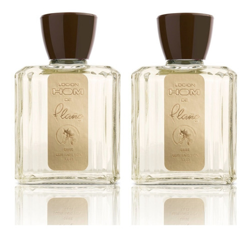 Pack 2x Flaño Lotion Hom Edc 120ml