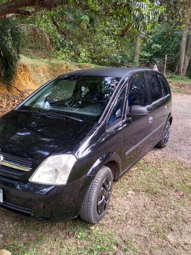 Imagem 1 de 9 de Chevrolet Meriva 2003 1.8 5p