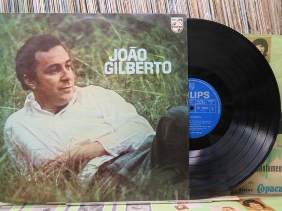 João Gilberto Lp Philips 1970 Bossa Nova Mono Original