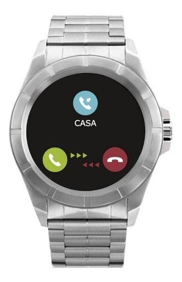 Relógio Technos Smart Watch Digital Full Diplay Srad/1p Nfe