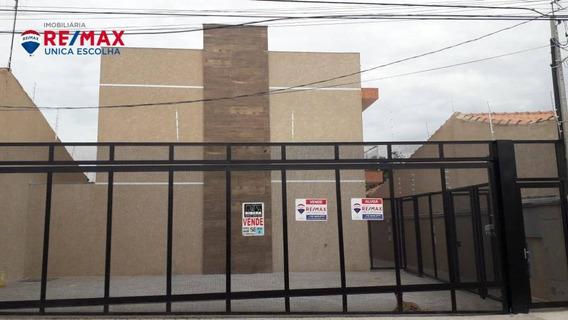 Sobrado Com 2 Dormitórios À Venda, 90 M² Por R$ 280.000,00 - Vila Hortência - Sorocaba/sp - So1228