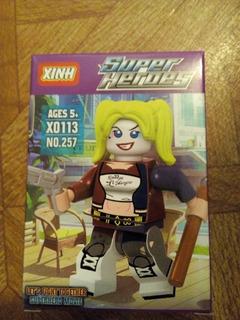 Harley Quinn Dc Minifiguras Batman