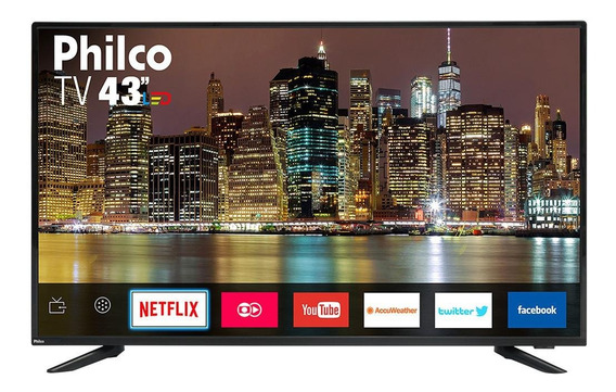 Smart TV Philco PTV43E60SN LED Full HD 43""