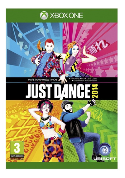 Game Just Dance 2014 Xbox One Ubisoft 22456