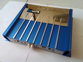 Amplificador Mosfet 4 Canais Axt 500