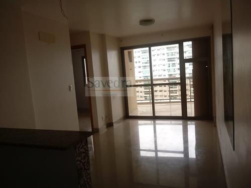 Imagem 1 de 17 de Apartamento A Venda No Bairro Jacarepaguá Em Rio De Janeiro - 243-1
