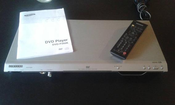 Dvd Samsung P- 260 K Para Reparar