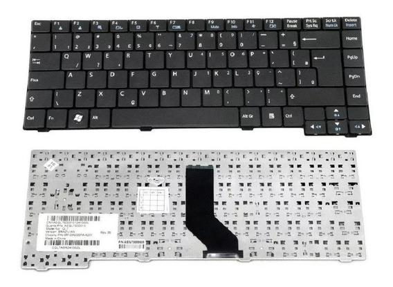 Teclado Para Notebook Lg C40 A410 C400 Abnt2 Br Com Ç