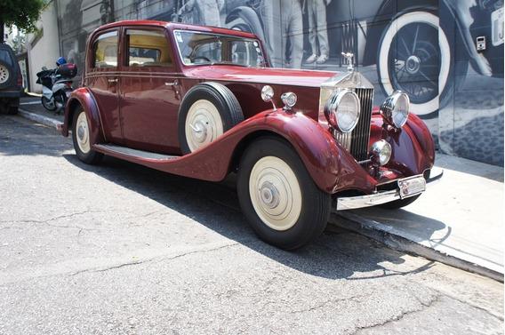 Rolls Royce 1935 Saloon