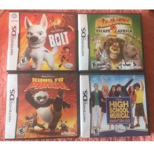 Juegos Para Nintendo Ds Originales En Caja 10$