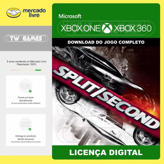 Split Second Digital Retrocompativel Xbox One Xbox 360