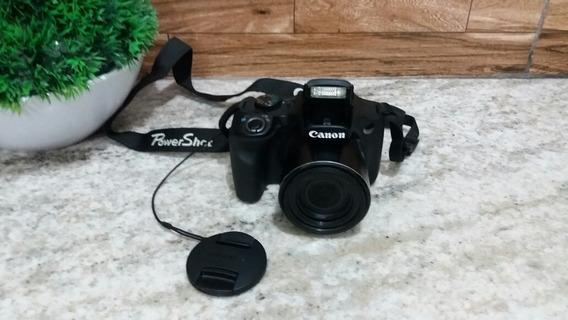 Câmera Filmadora Canon Sx520 Hs