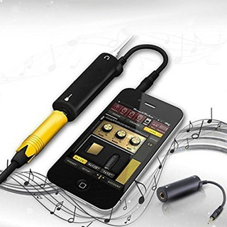 Irig Amplitube Conecta Tu Guitarra A Tu iPhone iPad Generico