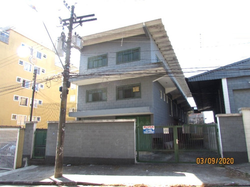 Galpão Para Alugar Em Guarulhos - Gl00005 - 68458667