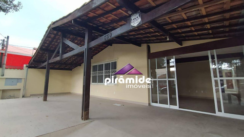Casa Para Alugar, 158 M² Por R$ 5.900,00/mês - Jardim Satélite - São José Dos Campos/sp - Ca6006