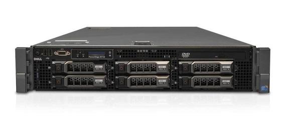 Servidor Dell Poweredge R710 Xeon Sixcore E5645