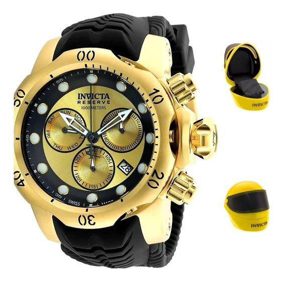 Relógio Invicta Reserve Venom 90147 Suíço Original .
