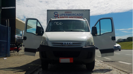 Iveco Daily Chassi 55c16 Baixo Km. Caminhão No Documento.