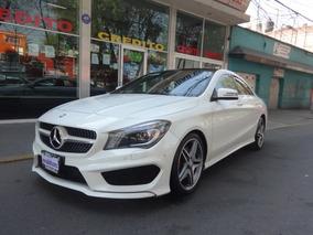 Mercedes-benz Clase Cla 4p Cla250 Cgi,sport,ta,gps,ra18