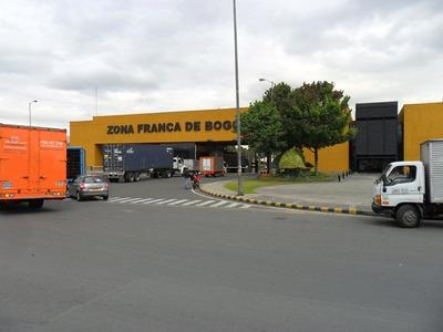 Bodega Para Arriendo En Zona Franca - Bogota