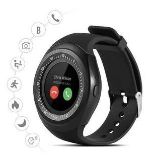 Smartwatch Y1 Reloj Inteligente Whatsapp Ios Android Sim