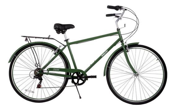 Bicicleta De Paseo Rodado 28 Philco Toscana
