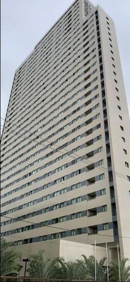 Apartamento Em Pina, Recife/pe De 33m² 1 Quartos Para Locação R$ 1.294,00/mes - Ap588290