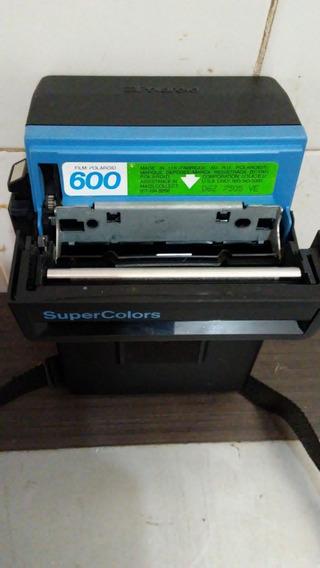 Antiga Máquina Fotográfica Polaroid 600 Film
