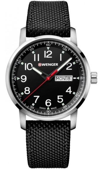 Reloj Wenger Attitude Original Para Hombre 011541105