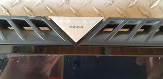 Rockford T600.4 Original Estereo